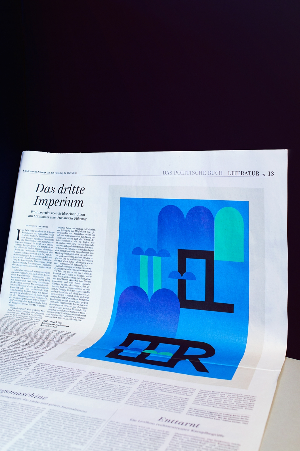 Daniela Wiesemann Literaturbeileger – Süddeutsche Zeitung
