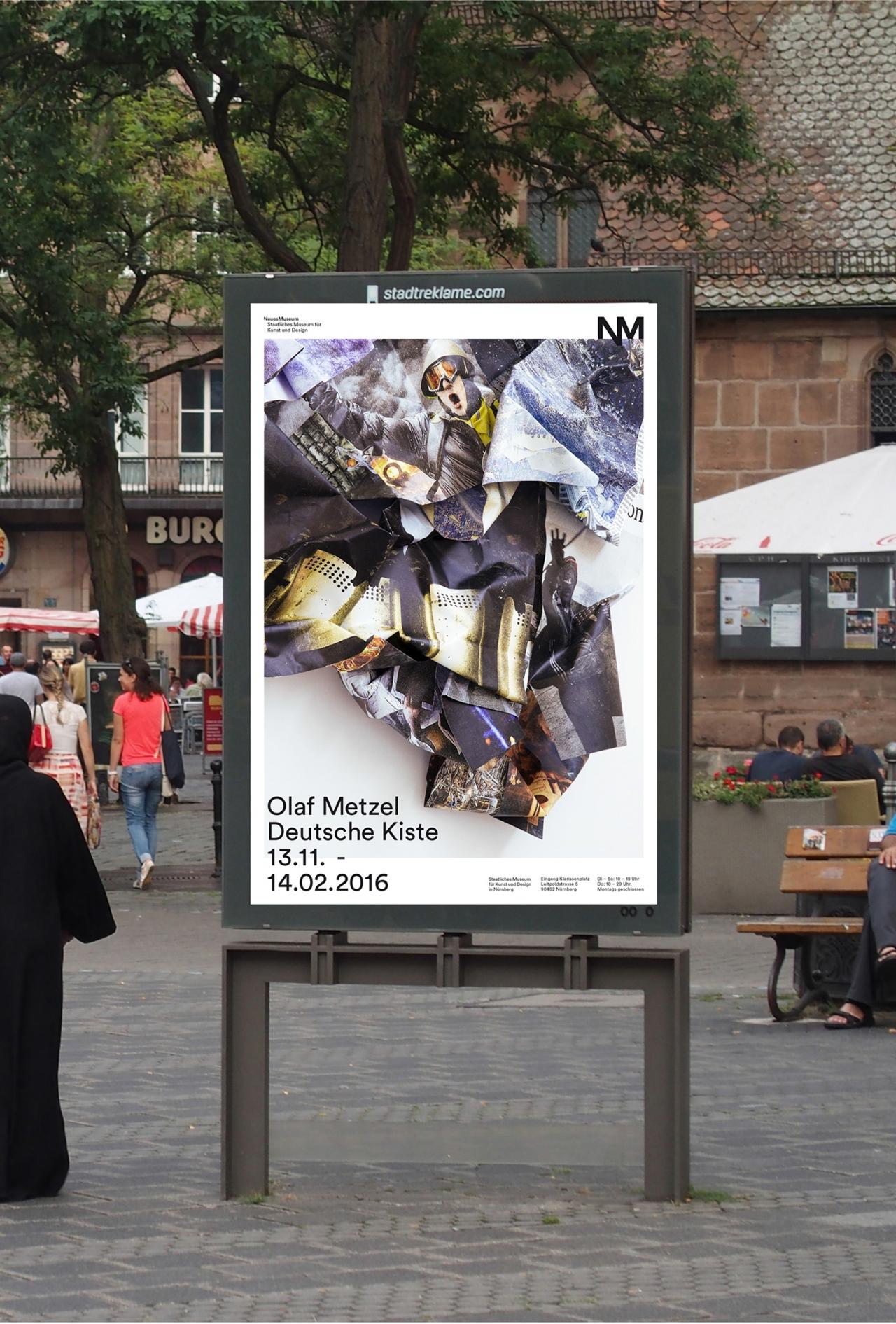 Daniela Wiesemann Neues Museum Nürnberg