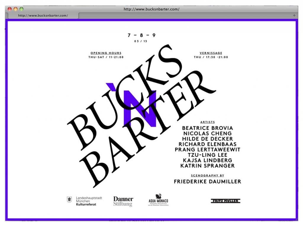 Daniela Wiesemann Bucks`n Burter