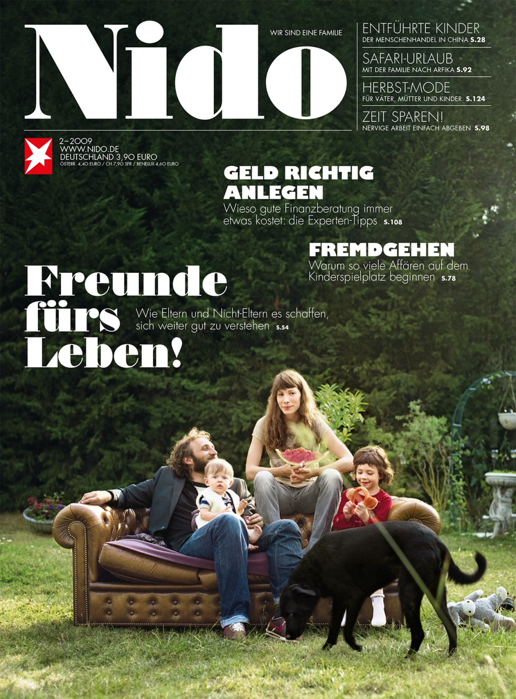 Daniela Wiesemann Magazin – COVER Copy
