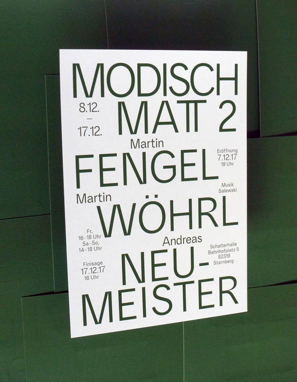 Daniela Wiesemann Modisch Matt 2