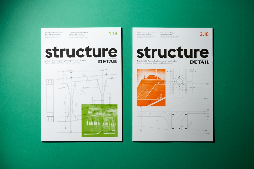Daniela Wiesemann Structure – Detail