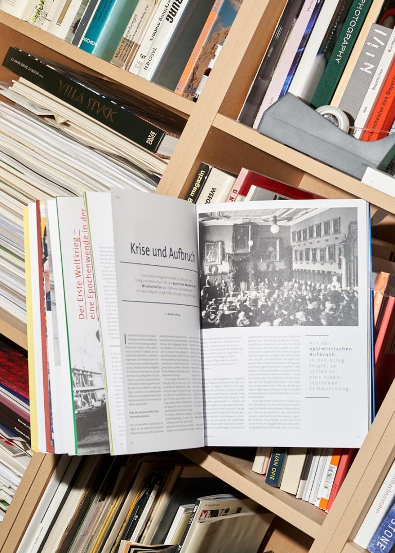 Daniela Wiesemann Akademie Aktuell – BAdW Magazin