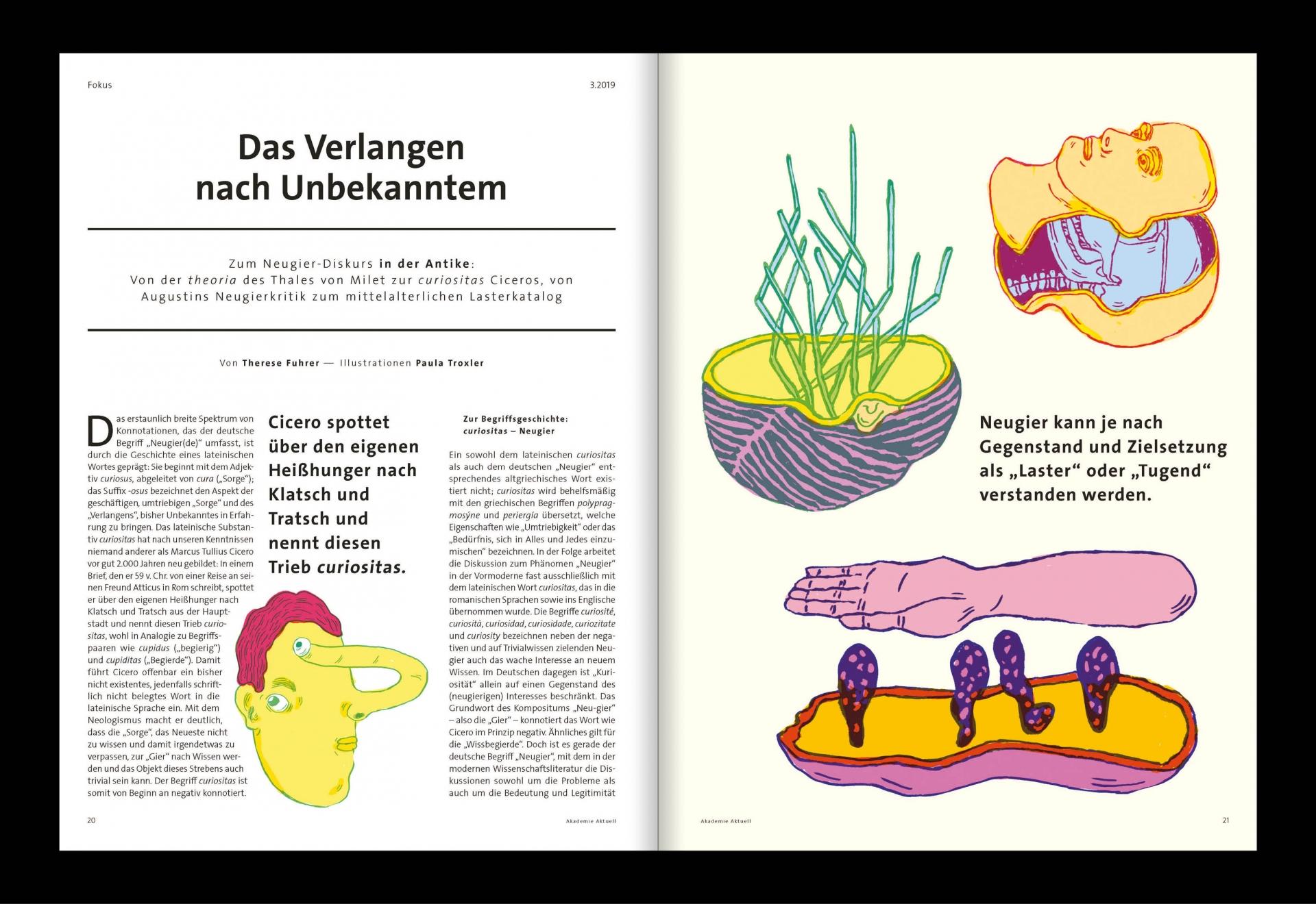 Daniela Wiesemann Akademie Aktuell 3/19