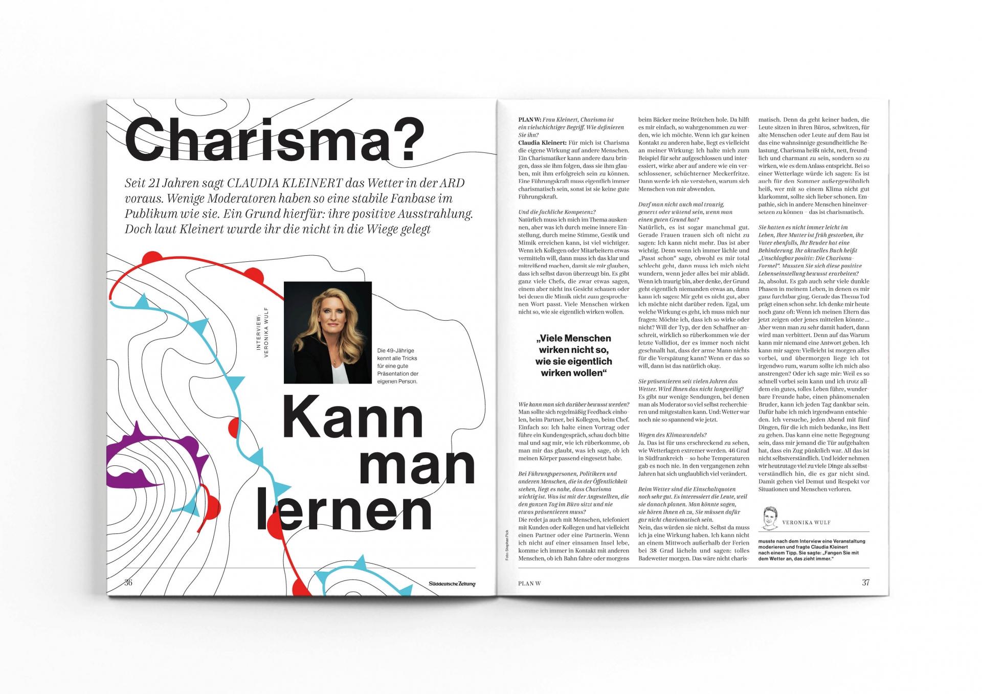 Daniela Wiesemann PLAN W 04/19